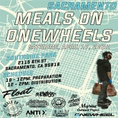 The next Meals On Onewheels will be here in sunny Sacramento! Come join us April 17th to feed those in need and get some riding in! It's such a rad and fun way to give back to the community!   If you can't make it, a donation of any size to @mealsononewheels would be GREATLY appreciated and will go directly toward feeding hungry mouths! They have multiple ways to donate in their bio link!   -o-  #TheFloatLife #TFL #BANGbumpers #FloatSupply #FloatOnMyFriends #Onewheel #OnewheelXR #OnewheelPint  #OnewheelCalifornia #OnewheelRider #OnewheelGang #OnewheelPlusXR #OnewheelAccessories #OnewheelNation #OnewheelTricks #FloatPlates #TheAccessoryOG #Esk8 #PEV #Esk8Squad #Esk8Riders #Esk8r #Esk8ordie #Esk8Life #DestroyBoredom