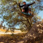 Neil Bennett aka @thewheelneil taking flight at one of our local trail spots! This dude absolutely rips!🤘🚀🤯   Did you see he just posted a video about riding WTF rails in mission? Interesting watch, check it out!  Comment a 👽 if you think we should start selling posters with shots like these! Been playing around with that idea… 😜  📸: @bh_visuals   -o-  #TheFloatLife #TFL #Bollie #BANGbumpers #FloatSupply #FloatOnMyFriends #Onewheel #OnewheelXR #OnewheelPint  #OnewheelCalifornia #OnewheelRider #OnewheelGang #OnewheelPlusXR #OnewheelAccessories #OnewheelNation #OnewheelTricks #FloatPlates #TheAccessoryOG #Esk8 #PEV #Esk8Squad #Esk8Riders #Esk8r #Esk8ordie #Esk8Life #DestroyBoredom