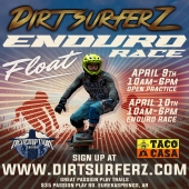DIRTSURFERS ENDURO!!! WOO HOO!! Who's coming out!?   This weekend the fastest riders in the nation will be battling it out to see who can smash down 6 gnarly trail sections and put up the fastest overall time to be crowned champion, will you be there?! We sure as heck will be!  Sign up now at Dirtsurferz.com and get your ass out to Arkansas!   -o-  #TheFloatLife #TFL #Dirtsurferz #DirtsurferzEnduro #BANGbumpers #FloatSupply #FloatOnMyFriends #Onewheel #OnewheelXR #OnewheelPint  #OnewheelCalifornia #OnewheelRider #OnewheelGang #OnewheelPlusXR #OnewheelAccessories #OnewheelNation #OnewheelTricks #FloatPlates #TheAccessoryOG #Esk8 #PEV #Esk8Squad #Esk8Riders #Esk8r #Esk8ordie #Esk8Life #DestroyBoredom