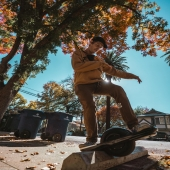You just can't keep this guy off the curbs! @jmccosker get back to work! 🌞⚡️🌴  -o-  #TheFloatLife #TFL #FloatSupply #FloatOnMyFriends #Onewheel #OnewheelXR #OnewheelPint #OnewheelCalifornia #OnewheelAccessories #OnewheelTricks #FloatPlates #TheAccessoryOG #Esk8 #PEV
